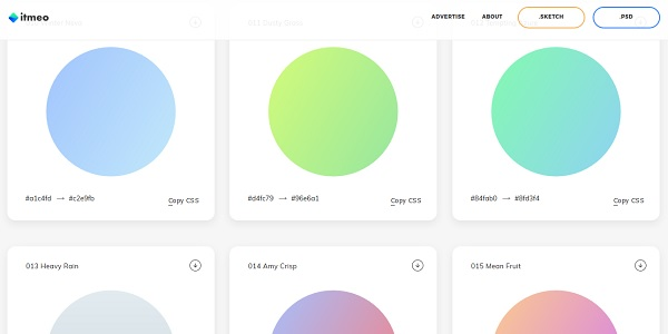 WebGradients
