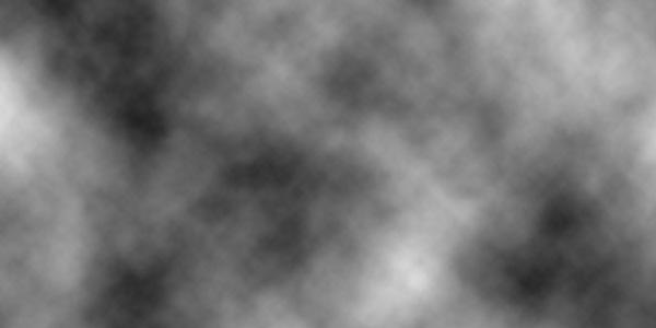 雲模様を作成