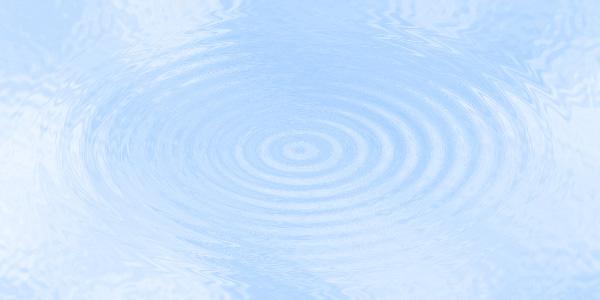 水面に波紋を描画する